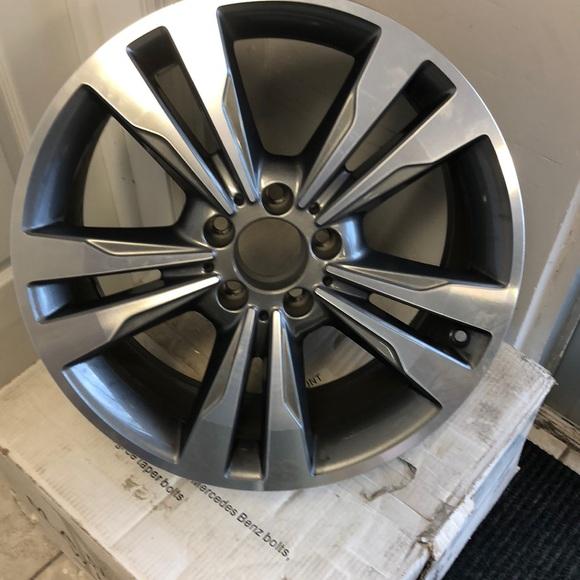 Mercedes Benz Rims >> 4 E350 Mercedes Benz Rims New